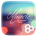 Скачать Miracle GO Launcher Theme