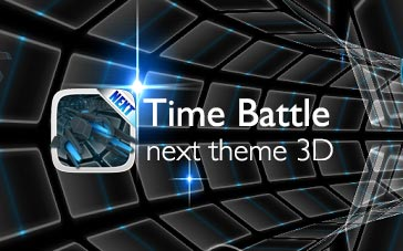 Time Battle Next 3D Theme