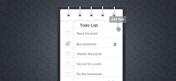 To-Do List Widget