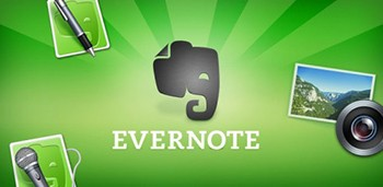 Evernote Widget на андроид