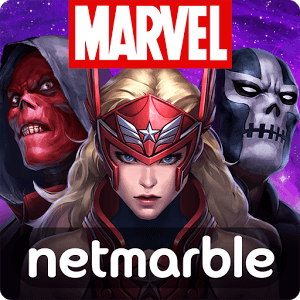 MARVEL Future Fight на андроид