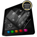 NEXT BLACK GLASS PRIME на андроид