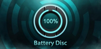 Beautiful Battery Disc на андроид