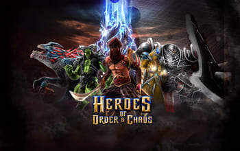 Heroes of Order & Chaos