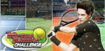 virtua tennis challenge android скачать полную версию