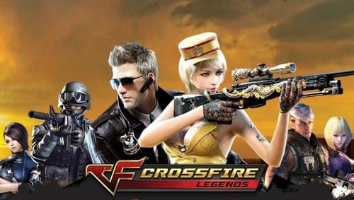 CrossFire: Legends на андроид