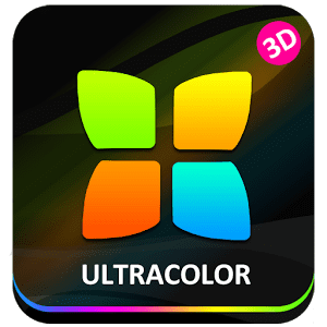 UltraColor Next Launcher Theme на андроид