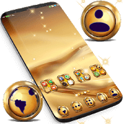 Golden theme launcher