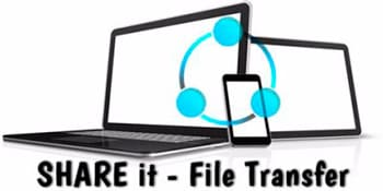 SHARE it - File Transfer на андроид