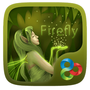 Firefly GO Launcher Theme