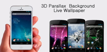 3D Parallax Background на андроид