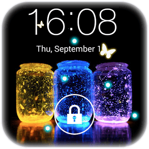 Butterfly locksreen в андроид